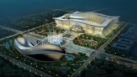 New Century Global Center – un oraş într-o clădire