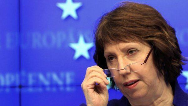Catherine Ashton despre vizita de mâine la Chișinău