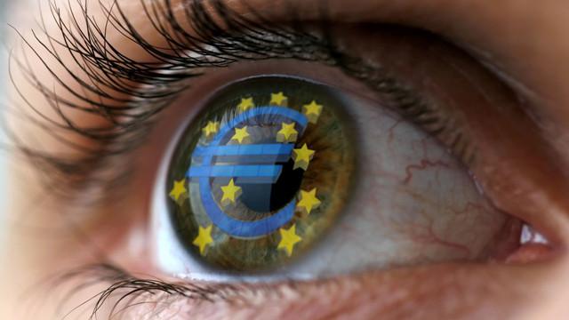 Bancnotele de 20 și 50 de euro sunt falsificate cel mai des