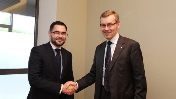 Moldova a participat la Reuniunile Înalților Oficiali ai Parteniaritului Estic