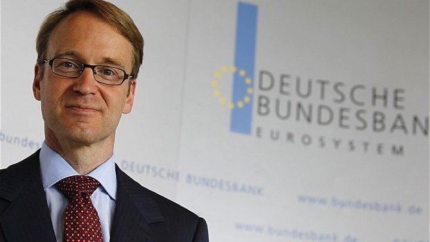 """Jens Weidmann: """"Banca Centrală Europeană nu va rezolva criza zonei euro"""""""