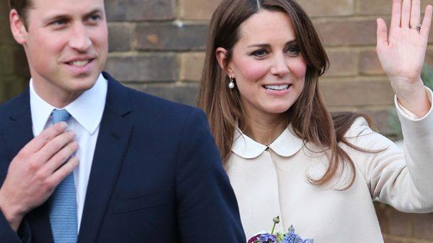 Ducesa de Cambridge a născut un băiat