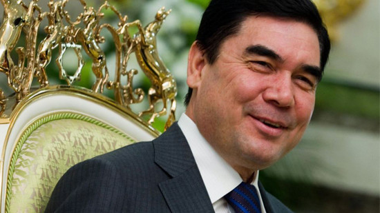 Preşedintele Turkmenistanului și-a început vizita la Chișinău