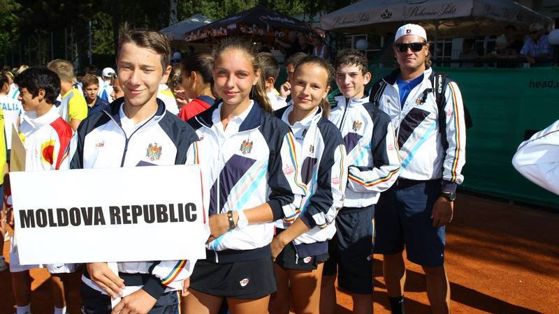 Federaţia Moldovei de Tenis caută voluntari pentru Cupa Davis
