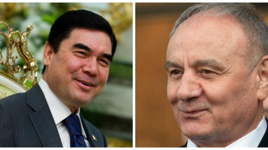 Președintele Turkmenistanului vine la Chișinău