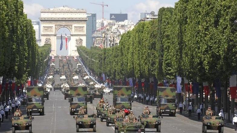 Vive la France! Curiozități despre Ziua Națională a Franței