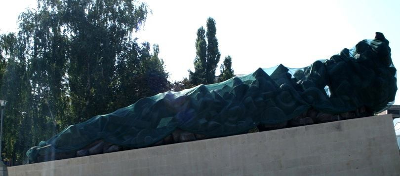 Inaugurarea Monumentului în memoria victimelor deportărilor staliniste