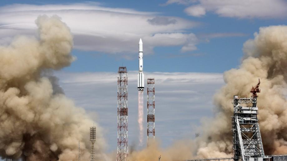 O companie ruso-americană va lansa racheta Proton-M