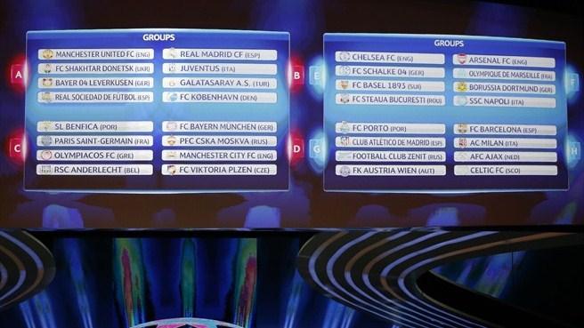 Steaua va juca în grupă cu Chelsea, Schalke 04 și Basel