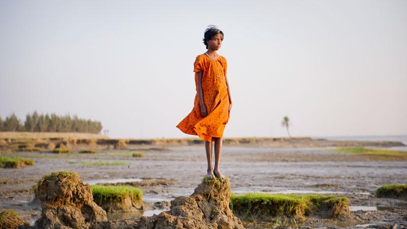 (foto) Ultimii locuitori din insula Ghoramara