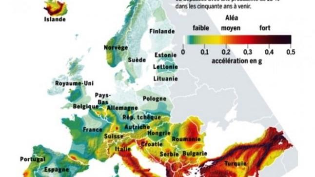 Moldova e în pericol seismic