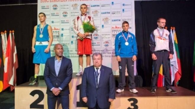 Bronz pentru Moldova la Campionatul European
