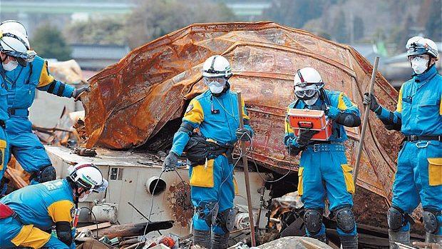 300 de rezervoare cu apă contaminate la Fukushima