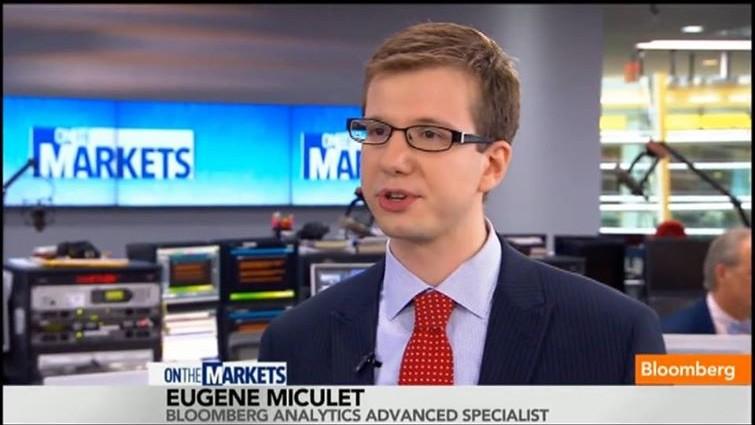 Eugen Miculeț – moldoveanul de la Bloomberg