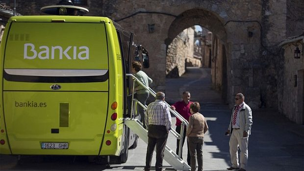 Bankia Bus – noul serviciu de bănci mobile