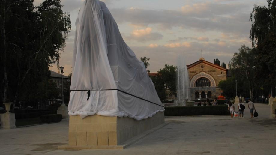Astăzi va fi inaugurat Monumentul în memoria victimelor deportărilor staliniste