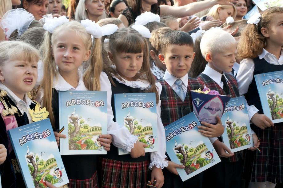 În 5 școli transnistrene nu va mai suna clopoțelul