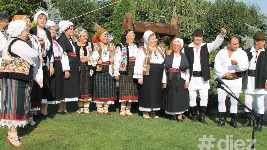 (foto) Festivalul Iei la Chișinău