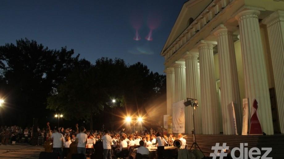 (foto) Muzica clasică aduce Europa mai aproape de Moldova