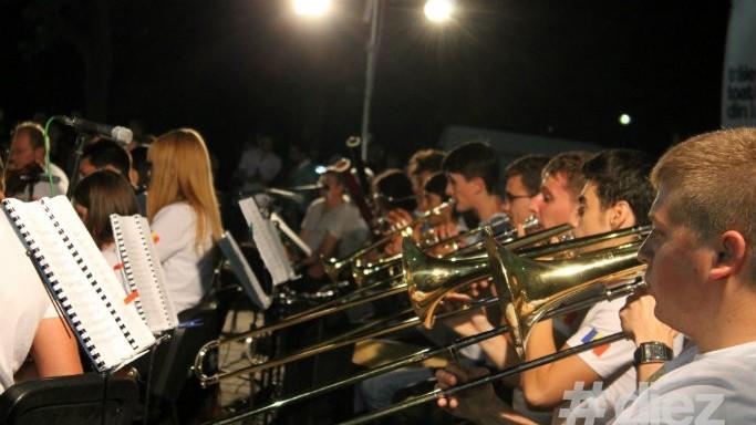 (foto) Muzică clasică de la Youth Orchestra