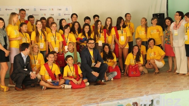 Proiectul DOR a adus tinerii moldoveni acasă