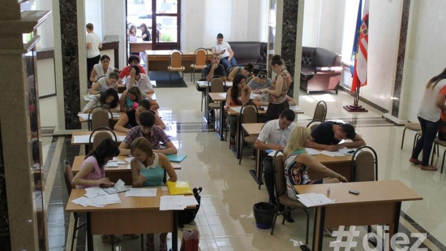 ADMITERE 2013: 4.665 de locuri libere pentru etapa repetată de admitere la facultați