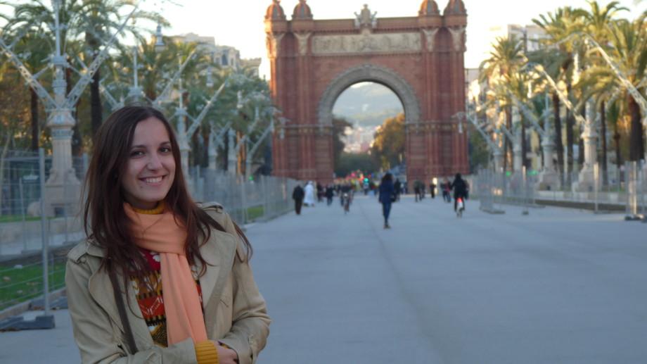 Erasmus a lăsat în urmă oameni: Daniela Mîinea