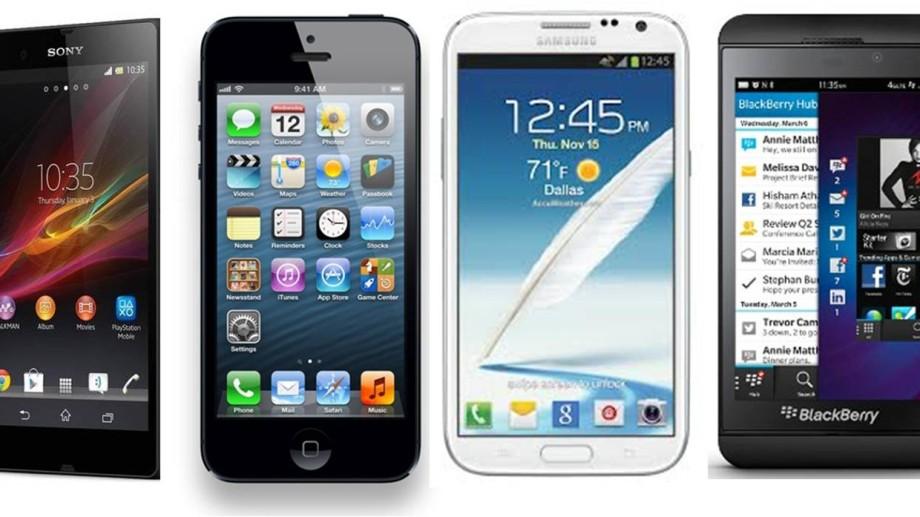 Vânzările de smartphone-uri le-au depăşit pe cele de telefoane simple