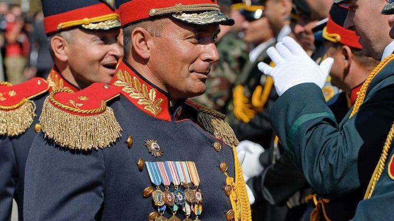 Șeful Marelui Stat Major a fost eliberat din funcție
