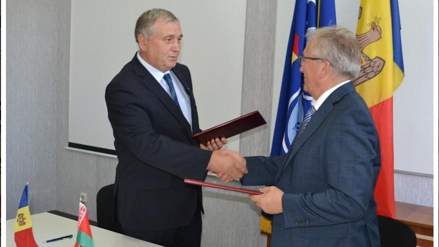 Acord de colaborare semnat între Moldova și Belarus