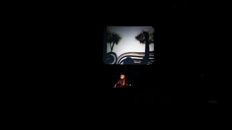 (video) Desenele în nisip ale Anei Munteanu la TEDxChisinau: Postcards from the future