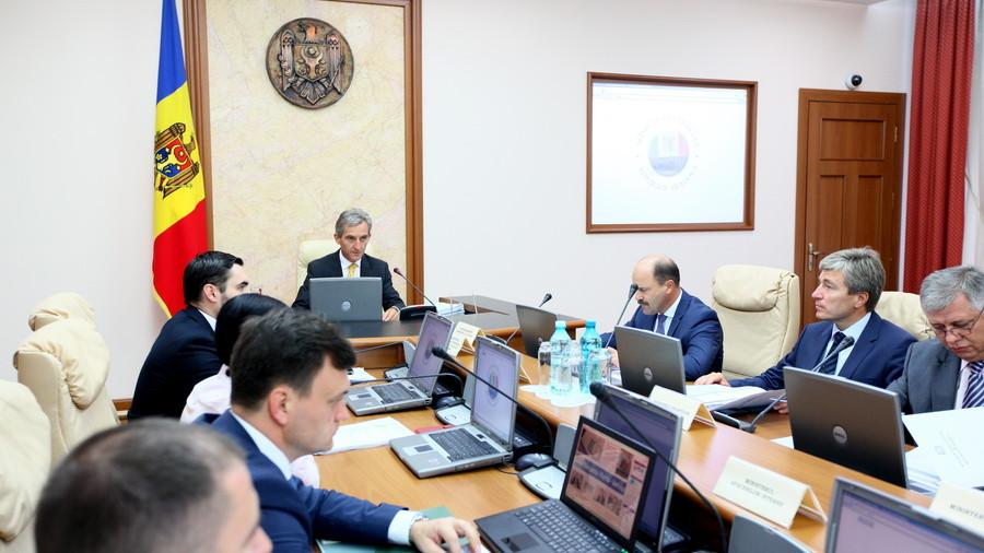 A fost adoptată Strategia Națională de dezvoltare regională