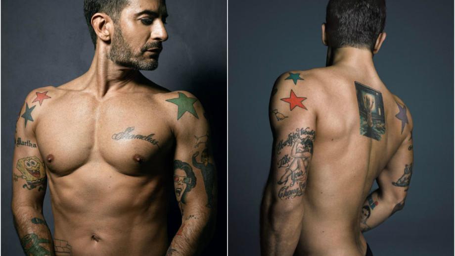 (foto) Marc Jacobs nu va regreta niciodată tatuajul cu Sponge Bob