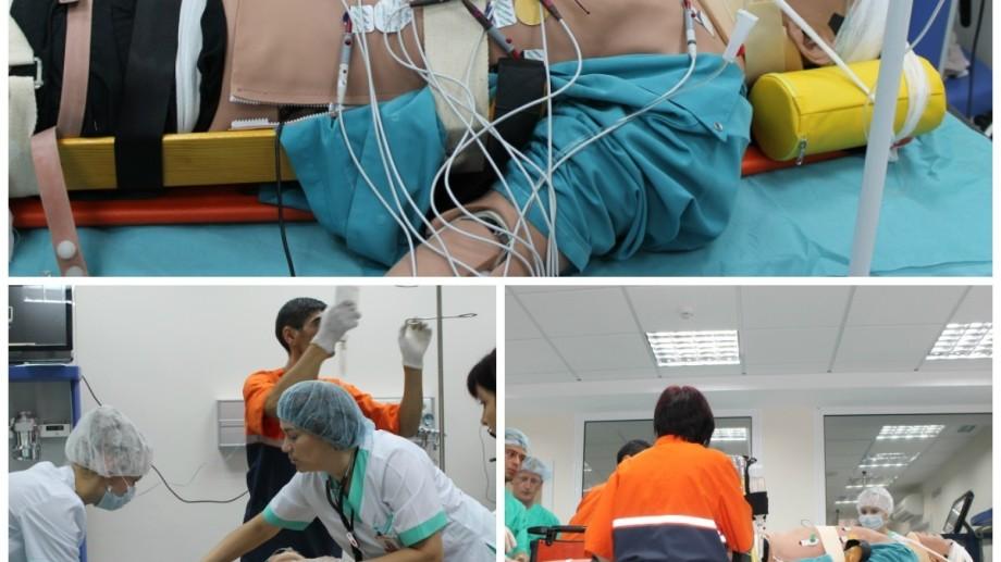 (foto) A fost deschis primul Centru Universitar de Simulare în Instruirea Medicală
