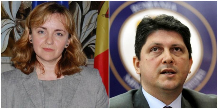 Natalia Gherman se va întâlni cu Titus Corlățean la București