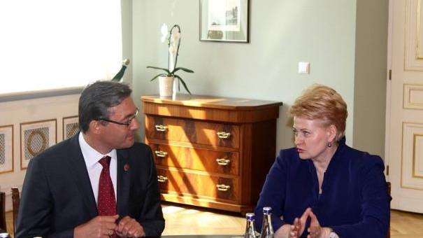 Perspectivele integrării europene, discutate la Vilnius