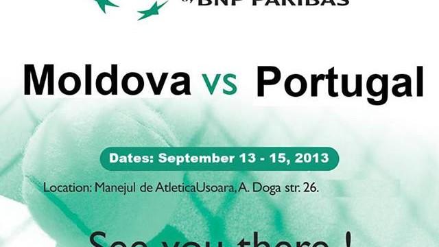 Șansele Moldovei de a trece în Grupa I Zona Europa/Africa a Cupei Davis