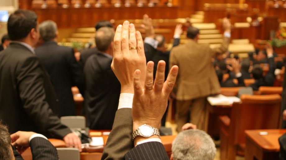 Codul de Etică din Parlament, examinat de Guvern