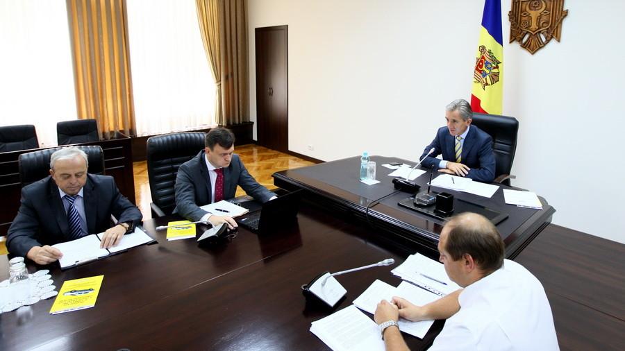 Guvernul va accelera aplicarea măsurilor pentru siguranța circulației