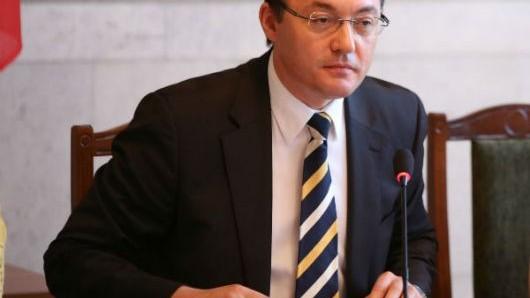 Igor Corman susține inițiativa de a construi în Chișinău un complex sportiv