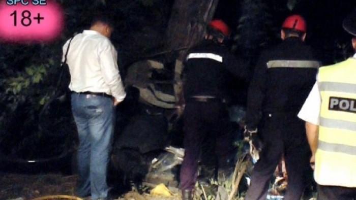 (foto, video) Tinerii decedați azi dimineață s-au distrat la o petrecere înainte de tragedie