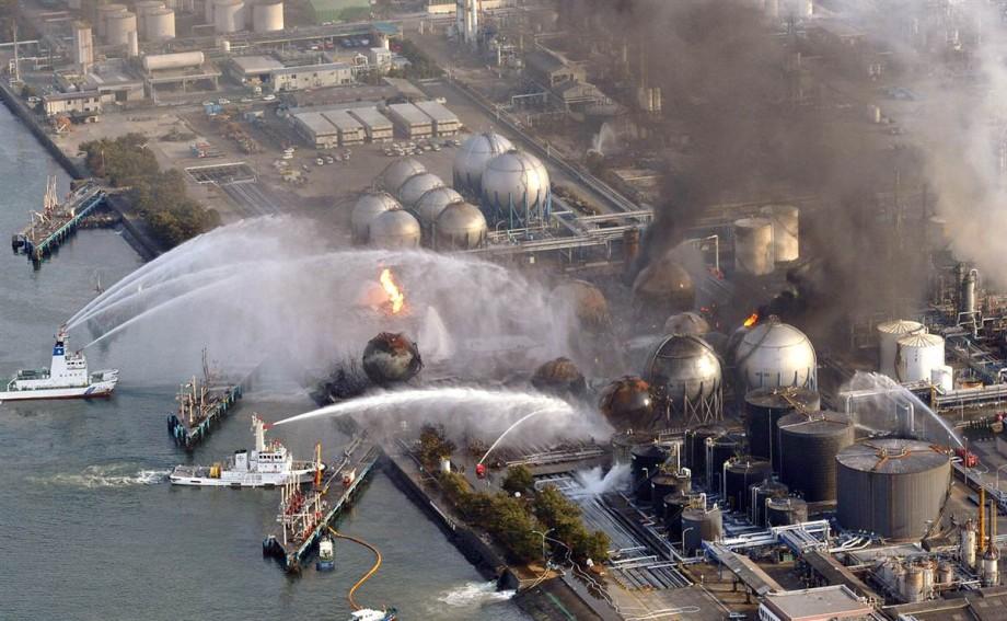 Fukushima este din nou în pericol