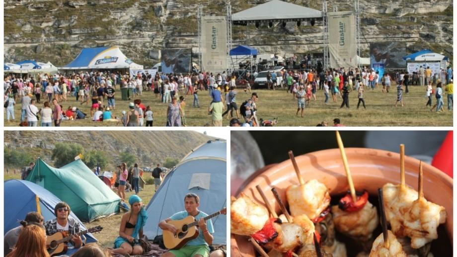 (Foto) Festivalul Gustar este în toi
