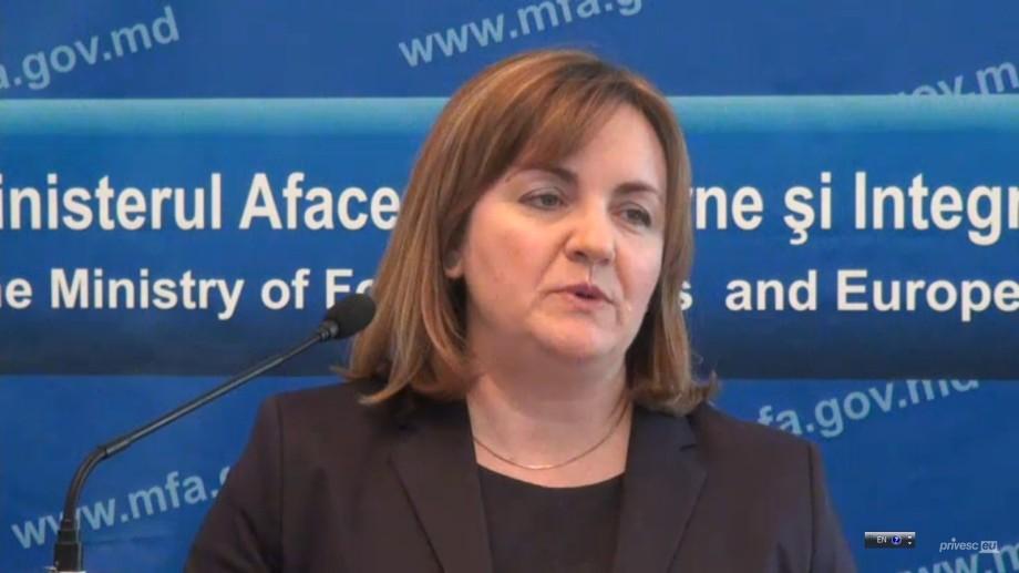 """Natalia Gherman: ,,Relațiile moldo-ruse nu vor fi afectate după semnarea Acordului de Asociere"""""""