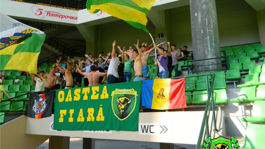 Zimbru a devenit lideră a Diviziei Naționale de Fotbal