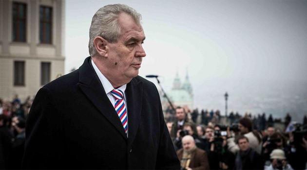 Președintele Cehiei va dizolva parlamentul pe 28 august