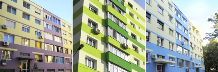 Geamurile și ușile blocurilor din Capitală vor fi schimbate