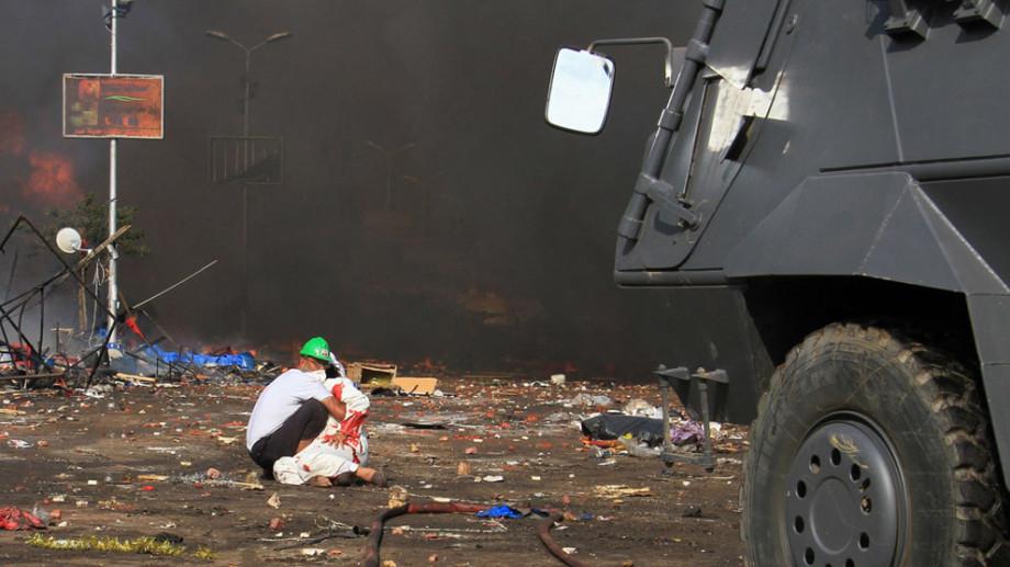 (foto) Situaţia din Egipt în 10 poze