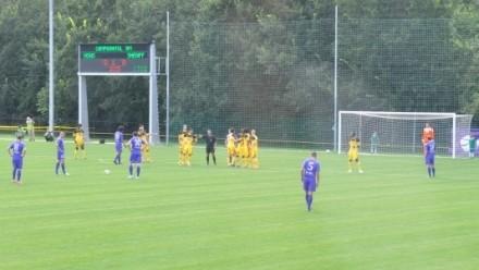 FC Veris a învins Sheriff Tiraspol în Divizia Națională