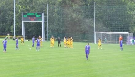 FC Veris - Fc Sheriff 2-1